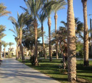 Strandpromenade Sensimar Makadi Hotel