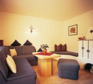 Gemütliches Wohnzimmer Landhaus Karoline Seefeld Landhaus Karoline Wohlfühl-Ferienwohnungen