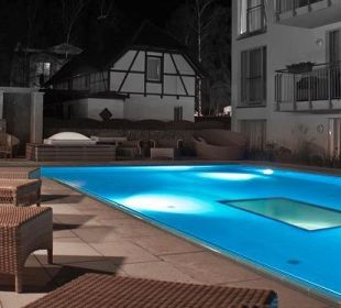 Soleaußenpool Strandhotel Heringsdorf