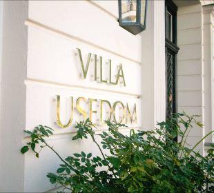 Außenansicht Villa Usedom