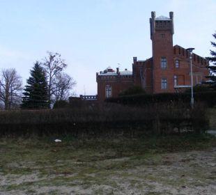 Haupthaus Hotel Zamek Karnity