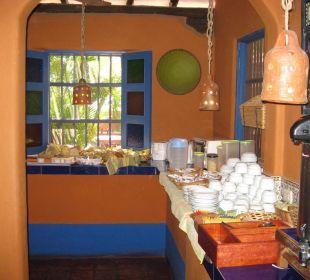 Frühstücksbuffet Hotel Costa Linda