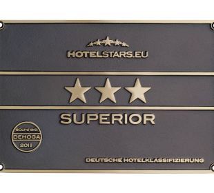 3-Sterne Superior Hotel FIVE