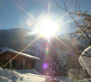 Ausblicke in ein Winterwunderland Wörglerhof Alpbacher Hüttenappartements & Saunaalm