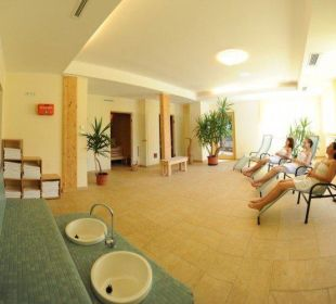 Wellnessbereich Hotel Karnia
