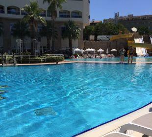 Pool Kirman Leodikya Resort