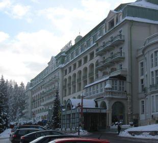 Grandhotel Panhans Hotel Panhans