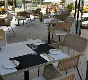 Restaurant Sensimar Calypso Resort & Spa