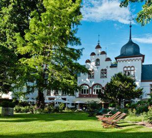 Außenansicht Hotel Kronenschlösschen