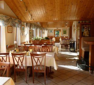 Blick im Restaurant Hotel Bockelmann