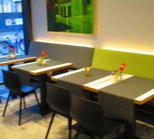 Lounge  SORAT Hotel Saxx Nürnberg