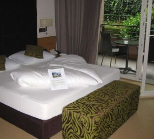 Gartenzimmer Hotel La Maiena Meran Resort