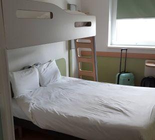 Das Zimmer Ibis budget Hamburg City