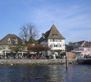Hotel vom Schiff aus Romantik Seehotel Sonne