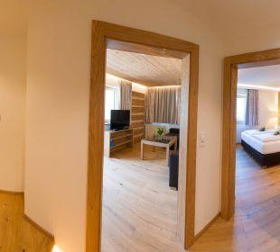 Berghof-Suite Verwöhnhotel Berghof