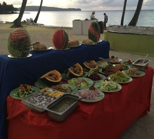 Restaurant COOEE at Grand Paradise Samana