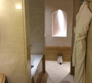 Łazienka  Sheraton Hotel & Resort Abu Dhabi