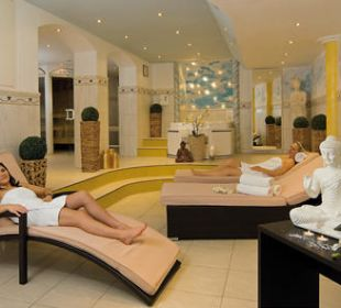 Wellnessanlage  Hotel Central Vital