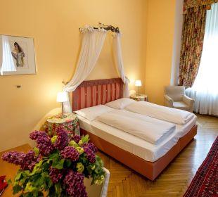 Doppelzimmer Nummer 12 Hotel zum Dom