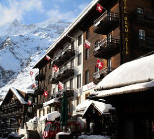 Sunstar Hotel Beau-Site Saas Fee Winter Sunstar Boutique Hotel Beau-Site Saas-Fee