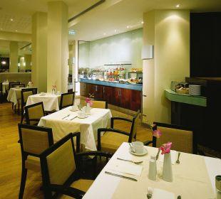 Breakfast Saloon K+K Hotel Cayré
