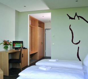 Doppelzimmer Reit- & Sporthotel Eibenstock