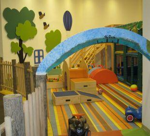 Wonderland - Kidsclub - Miniclub Hotel Oleander