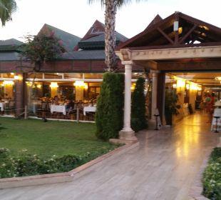 Restaurant Oz Hotels Incekum Beach