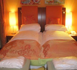 Bett Small Luxury Hotel Das Tyrol