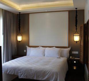 Bett Hotel Tanjung Rhu Resort