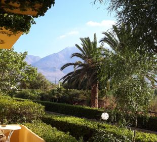 Ausblick vom Balkon  Vantaris Beach Hotel