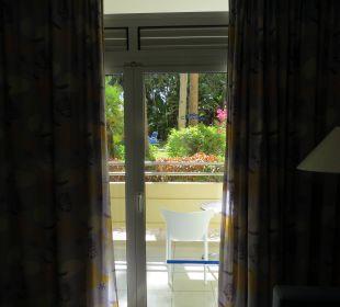 Balkon im Erdgeschoss IFA Catarina Hotel