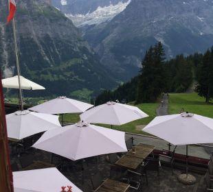 Ausblick Hotel Berghaus Bort