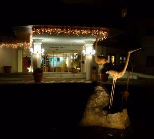 Einladend u.weihnachtlich Seehotel Rust