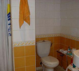 Toaleta Hotel Medi Sea