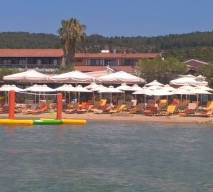 Sandstrand  Anthemus Sea Beach Hotel & Spa