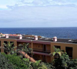 Blick aufs Meer  Hotel Las Olas