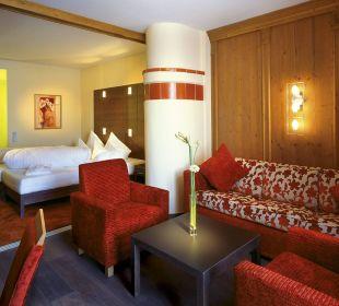 "Komfortdoppelzimmer de luxe ""Design"" Alpina Family, Spa & Sporthotel"