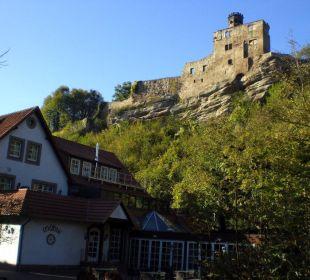 Burgruine und Spabereich Hardenberg BurgHotel