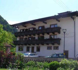 Pensjonat z zewnątrz Gasthof Pension Luchnerwirt (Hotelbetrieb eingestellt)