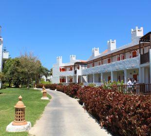 Einzelne Gebäude innerhalb der Anlage Fuerteventura Princess