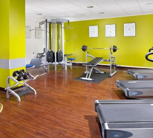 Fitness Hotel Courtyard by Marriott München City Center