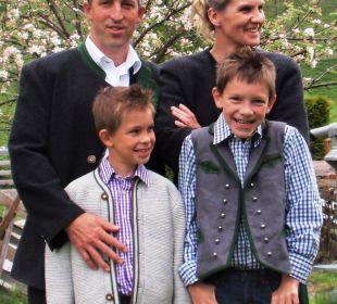 Ihre Gastgeber - Familie Viehhauser Familotel Oberkarteis