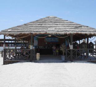 Strandbar Hotel Fiesta Beach Djerba