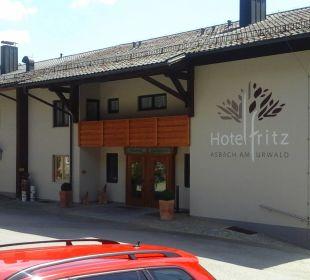 Das Gästehaus Berggasthof Hotel Fritz
