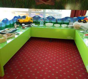Kinderbuffet AHORN Seehotel Templin