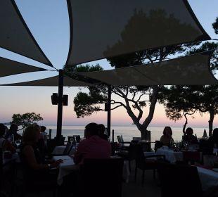 Restaurant mit Aussenterrasse Universal Hotel Lido Park