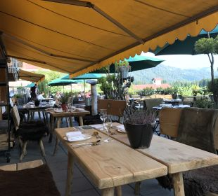 Restaurant Hubertus Alpin Lodge & Spa