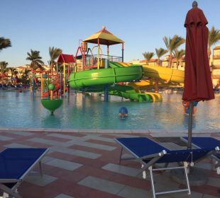 Der Kinderpool Dana Beach Resort