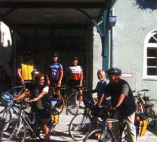 Viele Kilometer rund um Murnau laden zum Radln ein Hotel Angerbräu